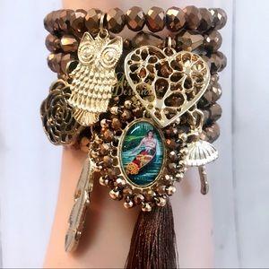 La Chalupa Bracelets Set